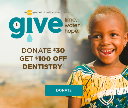 Donate $30, Get $100 Off Dentistry - Madison Dental Group